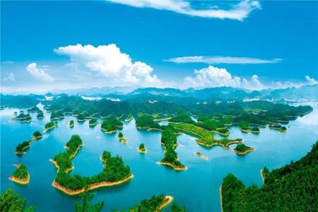 【中海《4人精致小团纯玩千岛湖》】 船游伯爵号千岛湖、森林氧吧、天屿山、梦姑塘(五星纯玩)三日游