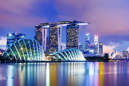 新加坡+民丹岛6天福州往返