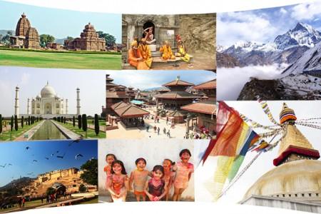 COOL玩印度尼泊尔十日游