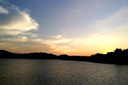 【12月每周六】(30人起发)古田翠屏湖、顺昌合掌岩汽车2日游