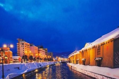 雪の恋·北海道深度6日游